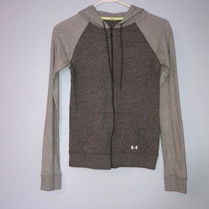 Underarmor zip up jacket!